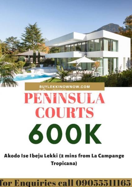 High Yield Property at Lekki Free Trade Zone/ Dangote Refinery, Akodo Ise, Ibeju Lekki, Lagos, Mixed-use Land for Sale