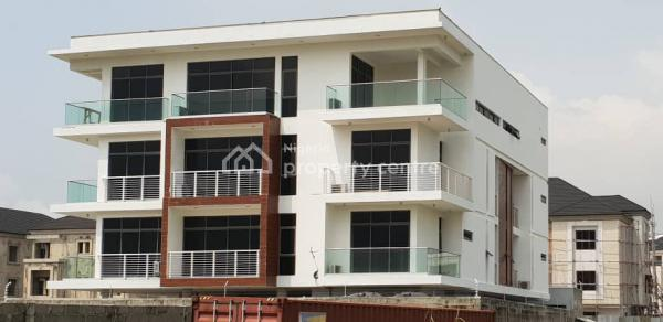 4 Nos Luxury 3bedroom Flat with Bq, Mojisola Estate, Mojisola Onikoyi Estate, Ikoyi, Lagos, Flat for Sale