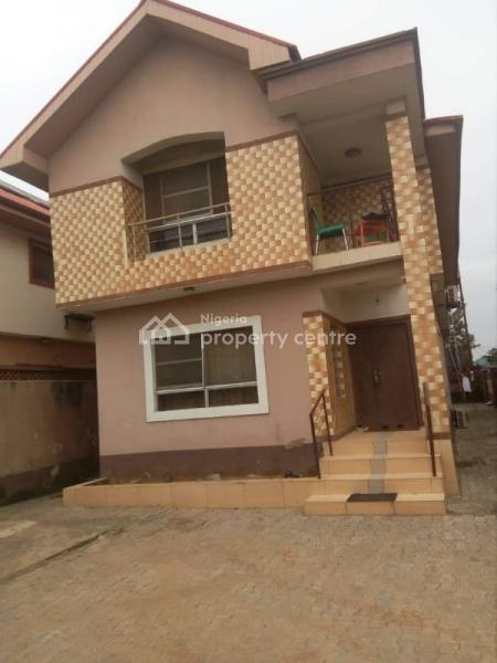 5 Bedroom All Ensuite Duplex with Two Bedroom Back House, Journalist Estate, Arepo, Obafemi Owode, Ogun, Detached Duplex for Sale