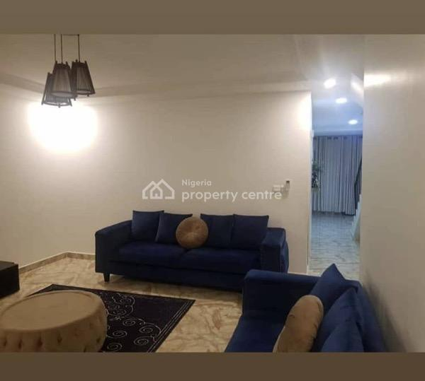 There Is a 4bedrooms Terrace Duplex with a Room Servant at Brains and Hammers Galadimawa 47m Asking, Galadimawa, Galadimawa, Abuja, Terraced Duplex for Sale