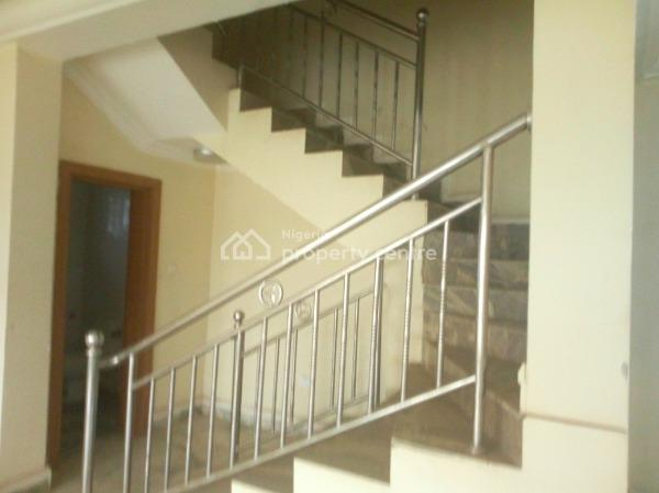 Serviced and Tastefully Finished 4bedroom Terraced House for Rent in Jabi, Jabi District Abuja, Jabi, Abuja, Terraced Duplex for Rent