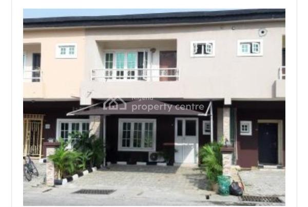 4 Bedroom Terrace Duplex at Awoyaya Bus Stop ( Off Plan ), Awoyaya Bus Stop, Awoyaya, Ibeju Lekki, Lagos, Terraced Duplex for Sale