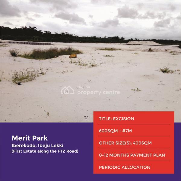 Land for Sale in Ibeju Lekki, Iberekodo, Ibeju Lekki, Lagos, Mixed-use Land for Sale