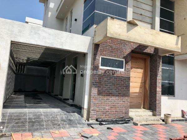 Exquisite 5 Bedroom Serviced Fully Detached Duplex with Bq, 3rd Rabout Lekki Phase1 24/7 Serviced Estate, Lekki Phase 1, Lekki, Lagos, Detached Duplex for Sale