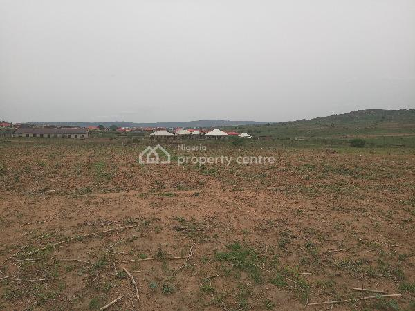 10 Plots of Strategically Located, Table Flat Dry Land Measuring 500sqm Each, By Cajaah Estate, Orozo, Abuja, Mixed-use Land for Sale