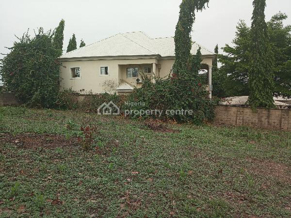 Fully Fenced, Strategically Located, Well Raised Dry Land Measuring About 887sqm, By Prima International School, Jukwoyi, Abuja, Residential Land for Sale