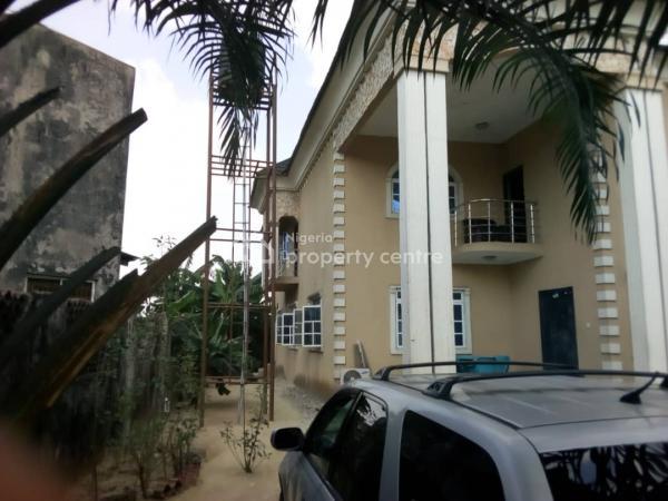 Luxury 5 Bedroom Duplex & a Bungalow of Five Bedrooms, Airport Road, Effurun, Uvwie, Delta, Detached Duplex for Sale