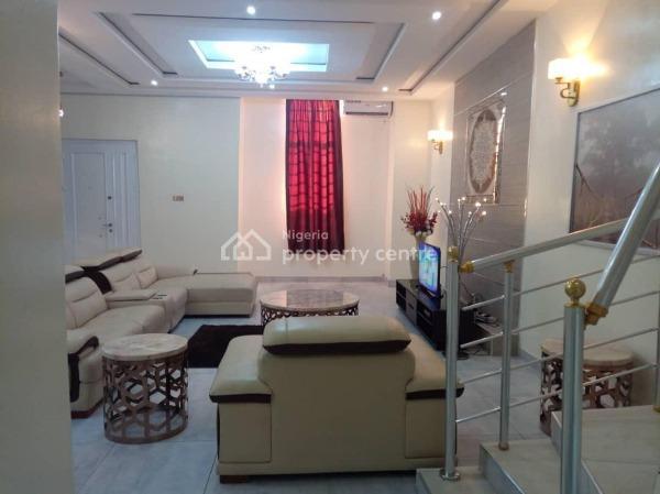 Classic 4 Bedroom Duplex with State of The Art Finishing, Divine Homes Estate, Thomas Estate, Ajah, Lagos, Semi-detached Duplex Short Let
