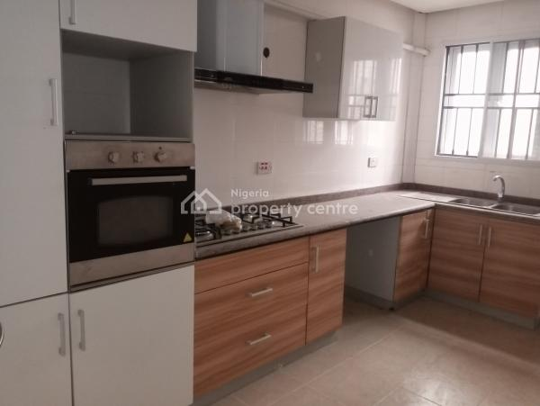 Newly Built and Specious 3 Bedroom Serviced Apartment with Bq and Pool, Parkview, Ikoyi, Lagos, Flat for Rent