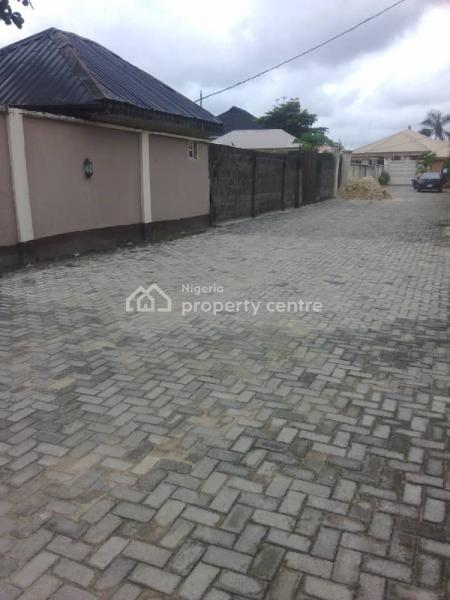 Dry Fenced and Gated Land  with C of O - One and Half Plot, Badore, Ajah, Lagos, Residential Land for Sale