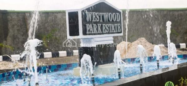 Westwood Park Estate Behind Shoprite Mall, Behind The Shoprite Novare Mall, Sangotedo, Ajah, Lagos, Mixed-use Land for Sale