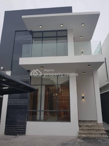 a Tastefully Built Duplex, Bera Estate, Chevy View Estate, Lekki, Lagos, Detached Duplex for Sale