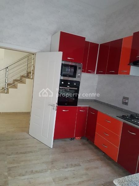 Luxury 4 Bedroom Terrace Duplex, Chevron Axis, Lekki Expressway, Lekki, Lagos, Terraced Duplex for Rent