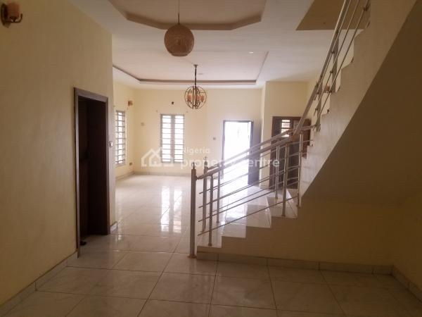 Tastefully Built Spacious Semi Detached House with Bq, Chevy View Estate, Lekki, Lagos, Semi-detached Duplex for Sale