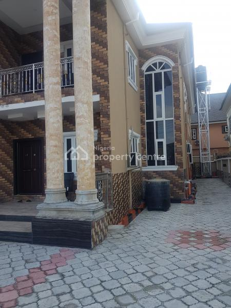 Brand New 2 Bedroom Flat. Just 3 in The Compound, Royal Avenue Estate,  Peter Odili Road, Trans Amadi, Port Harcourt, Rivers, Mini Flat for Rent