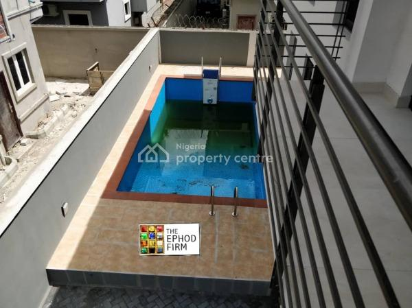 Five Bedroom Detached House with a Swimming Pool, Lekki Phase 1, Lekki, Lagos, Detached Duplex for Sale