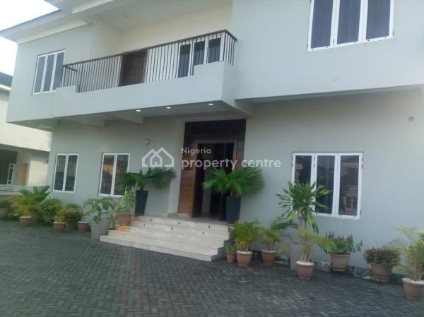 5 Bedroom Detached House, Victory Park Estate, Circle Mall Road, Osapa, Lekki, Lagos, Detached Duplex for Sale