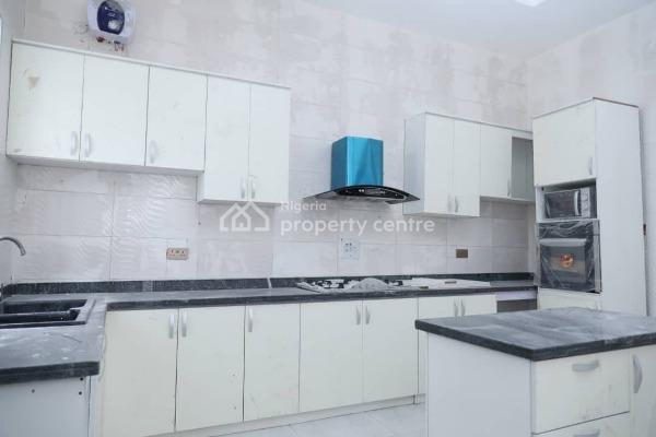 Brand New 4 Bedroom Detached Duplex for Rent, Cluster Estate Off Lekki County Homes Ikota Lekki Lagos, Ikota Villa Estate, Lekki, Lagos, Detached Duplex for Rent