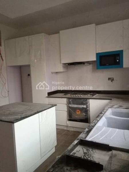 Spacious 4 Bedroom Duplex with Bq, Ologolo, Lekki, Lagos, Detached Duplex for Rent