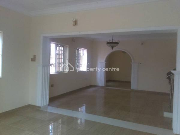 Spacious 4 Bedroom Detached Duplex with Bq, Ologolo, Lekki, Lagos, Detached Duplex for Rent
