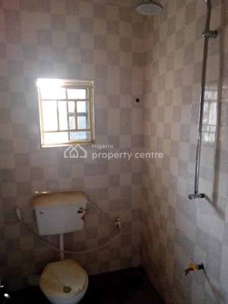 Luxury Room and Parlor Self Contained, Oniwon Estate Off Ilogbo Road, By Oju Ore Ota Ogun State., Atan Ota, Ado-odo/ota, Ogun, Mini Flat for Rent