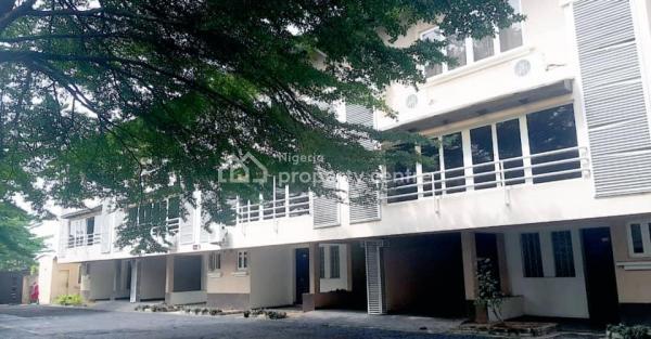 4 Bedroom Luxury Furnished Apartment, Jakande Crescent, Victoria Island Extension, Victoria Island (vi), Lagos, Terraced Duplex Short Let