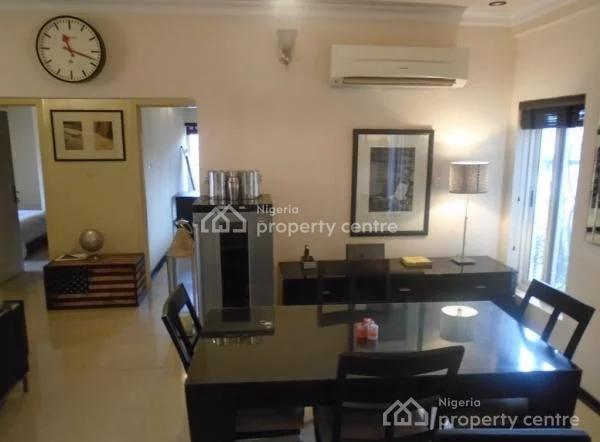 Topnotch 2 Bedroom Flat with Excellent Facilities Like Pool & Gym, Shonibare Estate, Anthony, Maryland, Lagos, Flat Short Let
