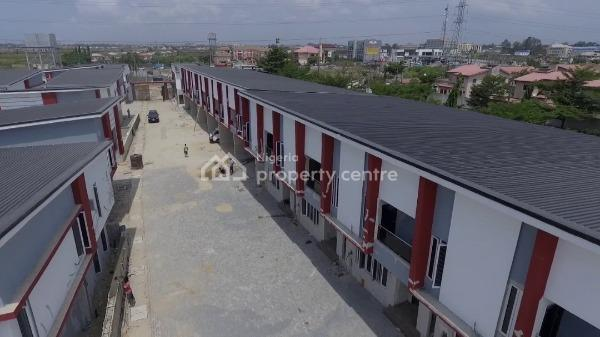 Luxury 4 Bedroom Terrace Duplex, Opposite Northwest Filling Station, Vgc, Lekki, Lagos, Terraced Duplex for Sale