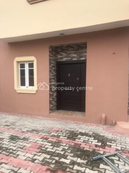 Luxury 3 Bedroom Duplex with 1 Boys Quarters, Around Blenco, Sangotedo, Ajah, Lagos, Semi-detached Duplex for Rent