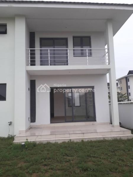 Luxury 4 Bedroom Terrace House with Service Quarters, Lakowe Lakes Golf and County Estate, Ajah, Lagos, Terraced Duplex for Rent