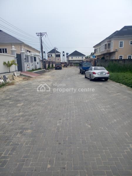 Fenced Full Plot of Land, Bera Estate, Chevron Drive, Lekki, Lagos, Residential Land for Sale