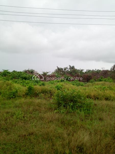1014sqm Corner Piece Land, Lafiaji Town, Off Orchid Hotel Road, Lafiaji, Lekki, Lagos, Mixed-use Land for Sale