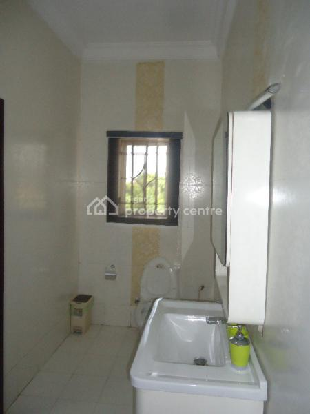 Furnished 3 Bedroom Terrace Duplex with 1 Room Bq and Excellent Facilities, Osborne, Ikoyi, Lagos, Terraced Duplex for Rent