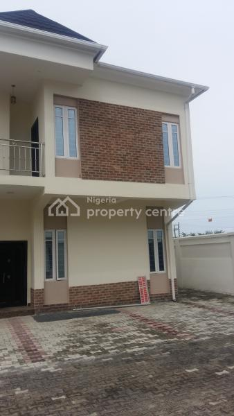Unique and Luxurious Haven Semi-detached 4 Bedroom Home at Mobil Road Ajah, Mobil Road, Ajah, Lagos, House for Sale