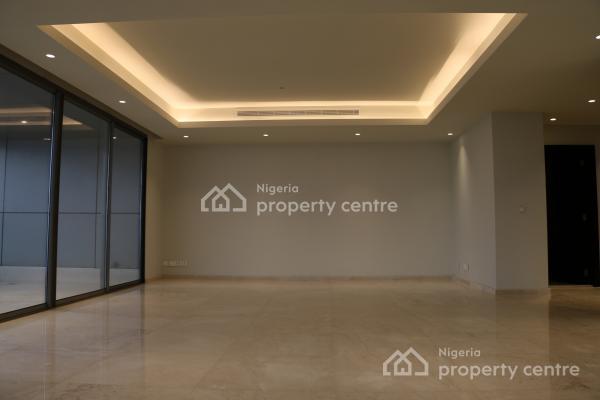 Super-luxury 3 Bedrooms Apartments with Excellent Facilities, Eko Atlantic City, Victoria Island (vi), Lagos, Flat for Sale