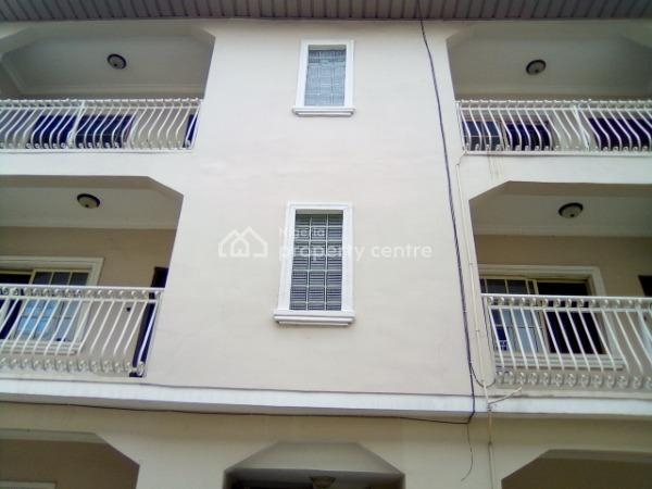 a Brand New 3 Bedroom Flat with a Bq, Osapa, Lekki, Lagos, Flat for Rent