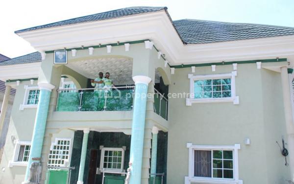 Superlative 4 Bedroom Duplex with Swimming Pool, Effurun Government Reserved Area (gra), Effurun, Uvwie, Delta, Detached Duplex for Sale