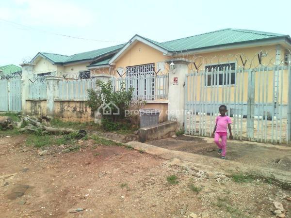 3 Bedroom Bungalow, Phase 4, Kurudu, Abuja, Semi-detached Bungalow for Sale