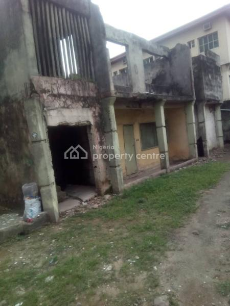 a Good Level Land in a Secured Serene Neighborhood, Okota Isolo Road, Okota, Isolo, Lagos, Mixed-use Land for Sale