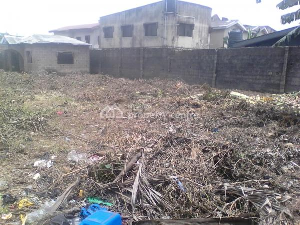 950sqm of Land with 3 Bedroom Bungalow, Alagbole Via Ojodu, Ojodu, Lagos, Detached Bungalow for Sale
