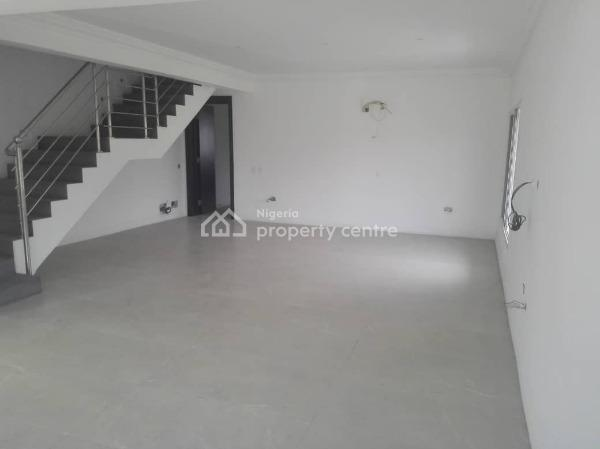 Luxury 4 Bedroom Terrace Duplex with a Pent House Suite and One Room Bq, Off Chevron Drive, Chevy View Estate, Lekki, Lagos, Terraced Duplex for Rent