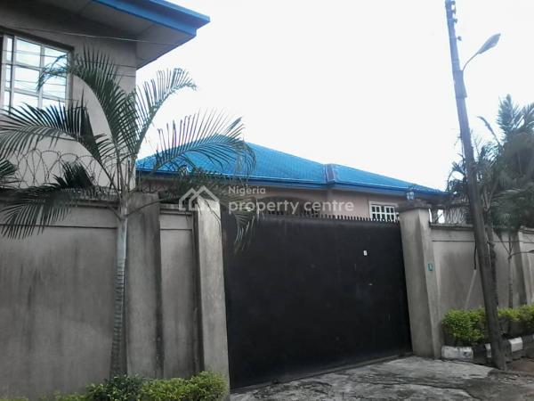 6 Bedroom Luxury Home, Chibuzo Close, Rumuibekwe, Rumuibekwe, Port Harcourt, Rivers, Detached Duplex for Sale