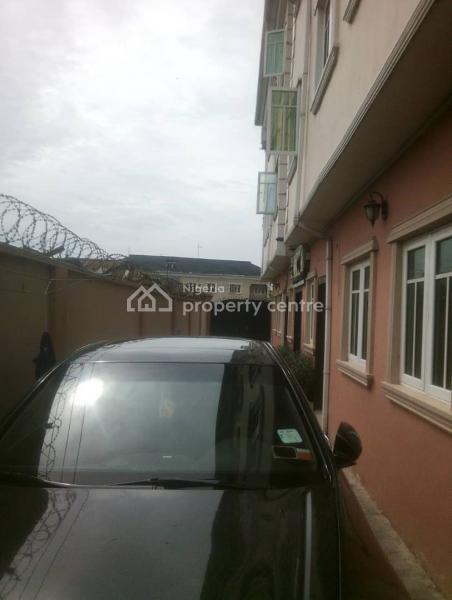 Clean 2 Bedroom En Suit, Off Ishaga Road, Idi Araba, Surulere, Lagos, Flat for Rent