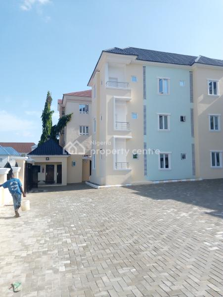 Clean Service 2 Bedroom Flat, By Naval Quarters, Kado, Abuja, Flat for Rent