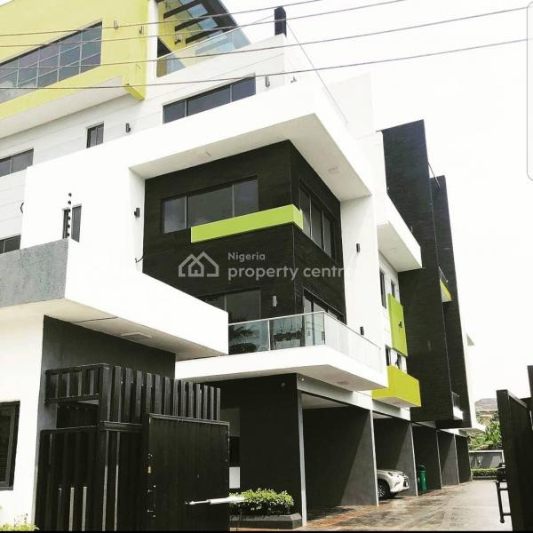 5 Bedroom Town House, Old Ikoyi, Ikoyi, Lagos, Terraced Duplex for Sale