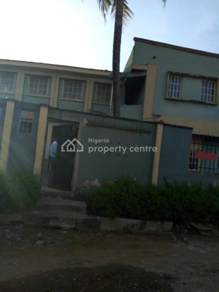 650sqm Demolishable School, Off Gabriel Street, Unity Estate, Orelope, Egbeda, Alimosho, Lagos, Detached Duplex Joint Venture