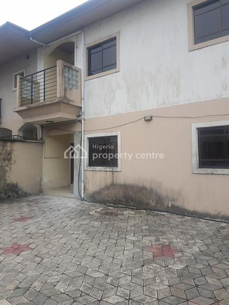 Well Refurbished 2 Bedroom Flat with Self Contained  Bq, Stadium Road Close to Mummy B Road, Gra Phase 3, Port Harcourt, Rivers, Mini Flat for Rent