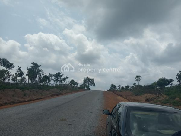 Filling Station Plot Measuring About 5500m2 with C of O, Dape, Abuja, Commercial Land for Sale