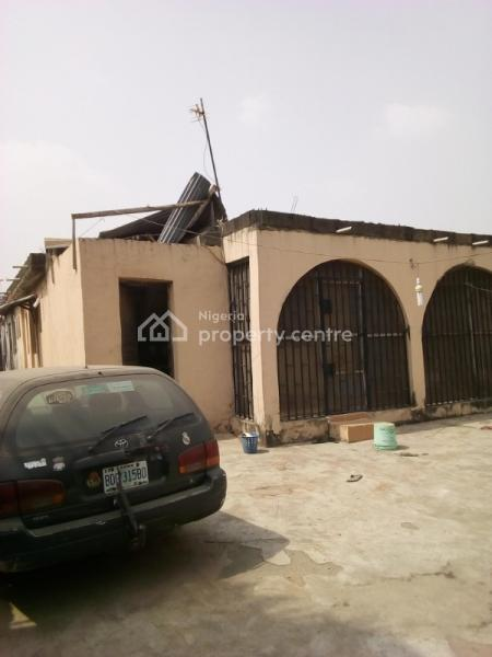 a Primely Located Property, Puposola Area, Abule Egba, Agege, Lagos, Block of Flats for Sale