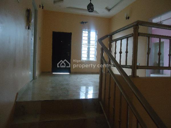 New Luxury 4 Bedroom Semi Detached Duplex with Excellent Facilities, Lafiaji, Lekki, Lagos, Semi-detached Duplex for Rent
